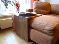 Meubels Op Wieltjes : Industriële metalen trolley locker kastje nachtkastje bedside op