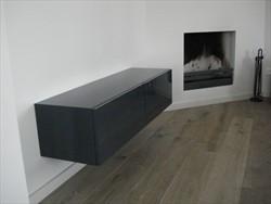TV en audiomeubels | M. van den Akker Maatinterieur Den Bosch ...
