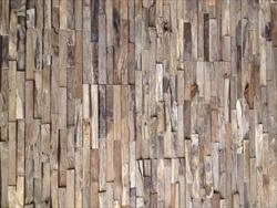 houten wanddecoratie | m. van den akker maatinterieur den bosch, Deco ideeën